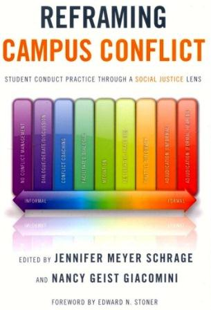 Reframing Campus Conflict book