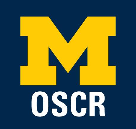 Michigan OSCR affinity mark